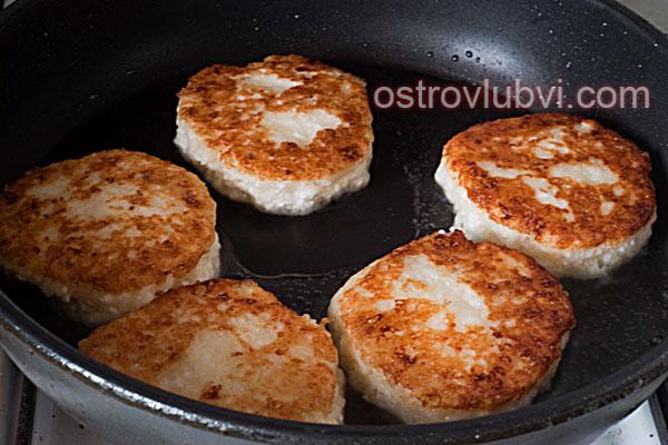 Сырники - фото 3
