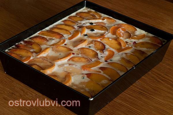 Бисквитно-желейный торт - фото 7