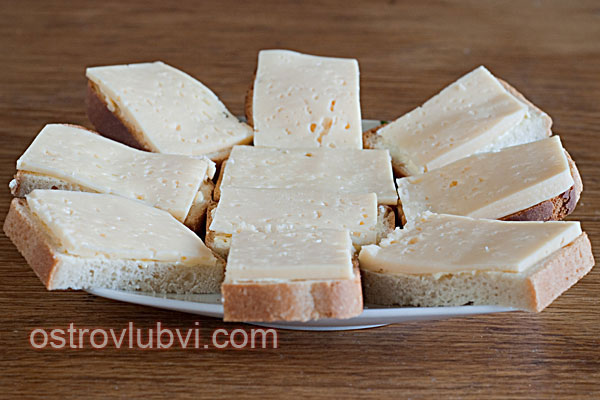 Бутерброды 'Пчелки' - фото 1