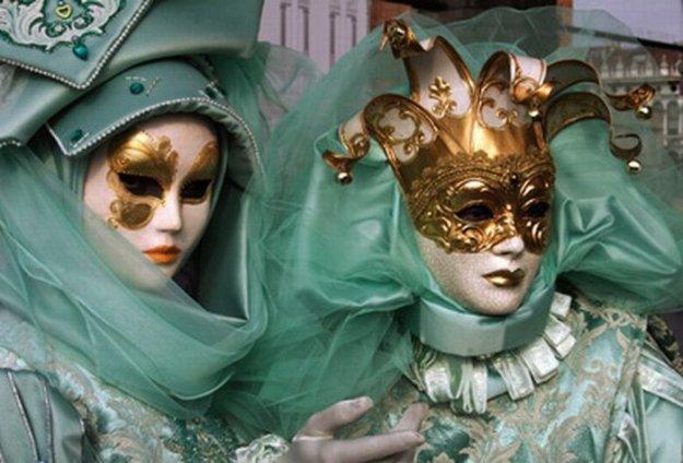 Венецианские маски - фото 9