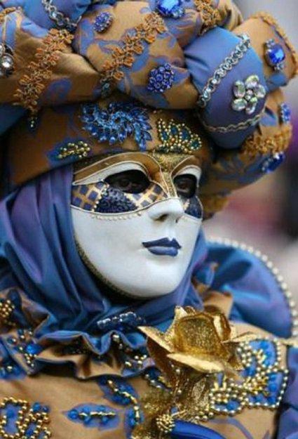 Венецианские маски - фото 21