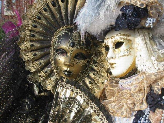 Венецианские маски - фото 14