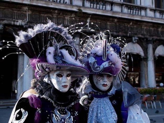 Венецианские маски - фото 11