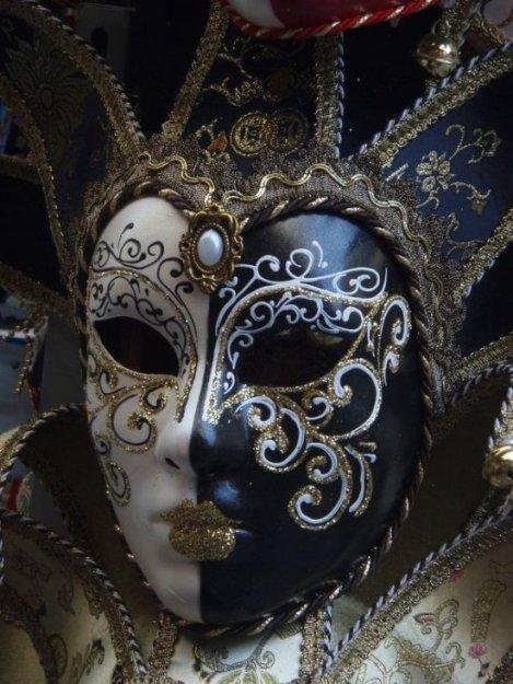 Венецианские маски - фото 22