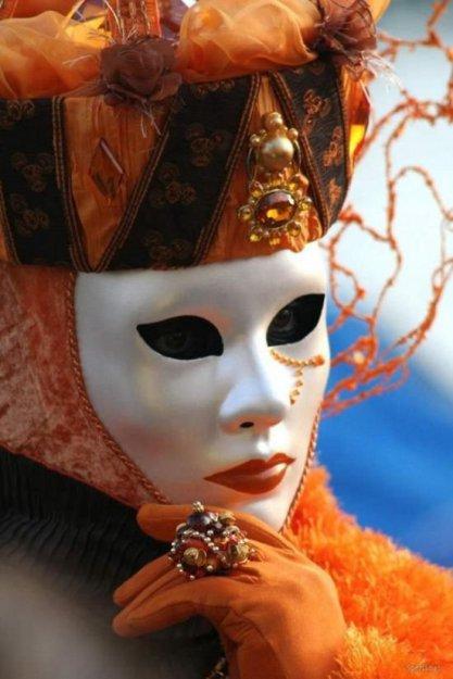 Венецианские маски - фото 20