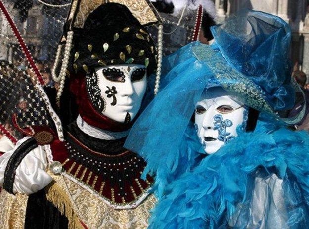 Венецианские маски - фото 12