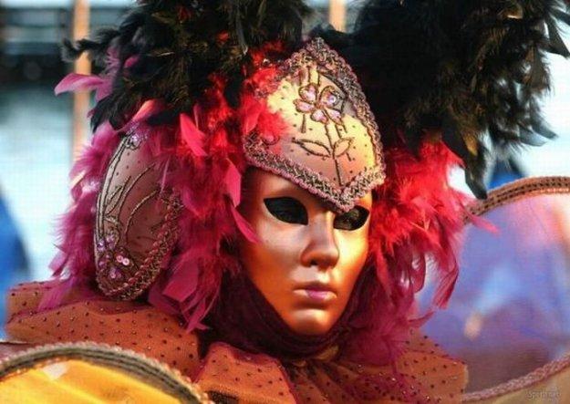 Венецианские маски - фото 7