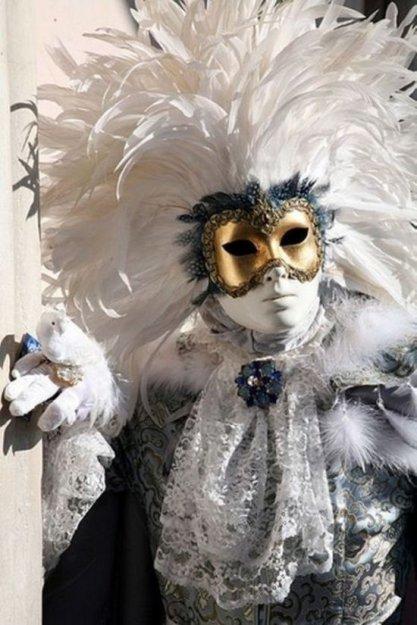 Венецианские маски - фото 23