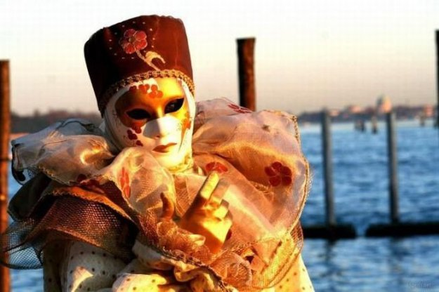Венецианские маски - фото 15