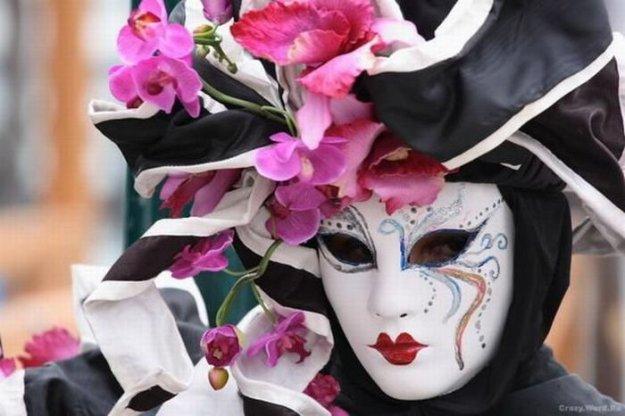Венецианские маски - фото 3