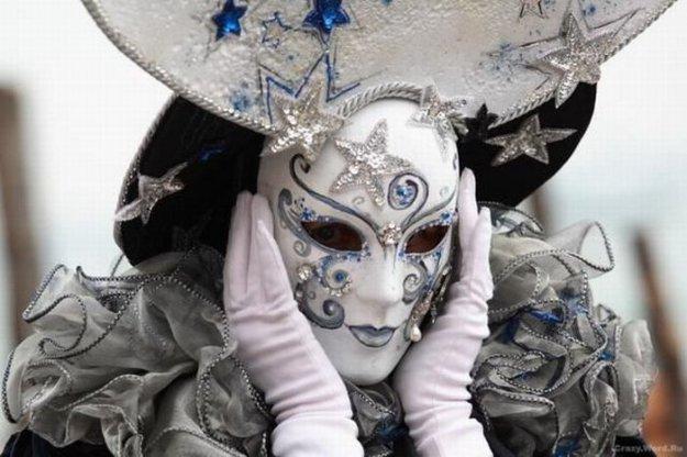 Венецианские маски - фото 2