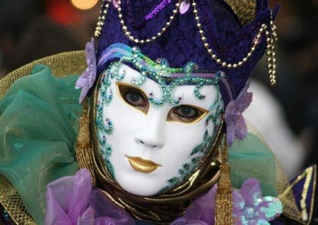 Венецианские маски - фото 4