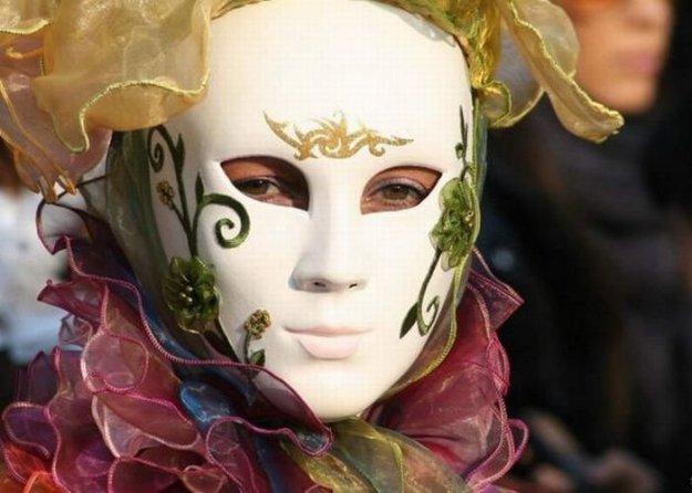Венецианские маски - фото 5
