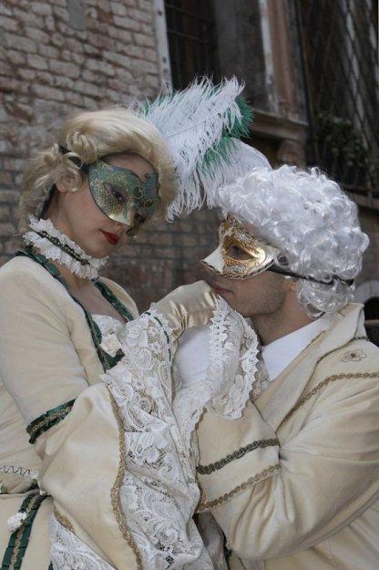 Венецианские маски - фото 25