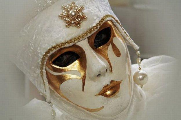 Венецианские маски - фото 6