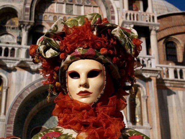 Венецианские маски - фото 8