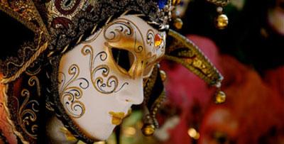 Венецианские маски - фото 16