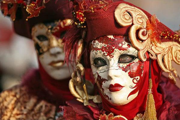 Венецианские маски - фото 10