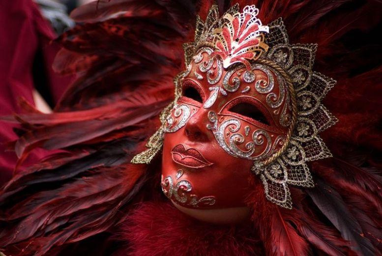 Карнавальные маски - фото 7