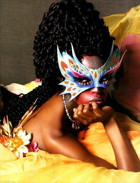 Карнавальные маски - фото 17