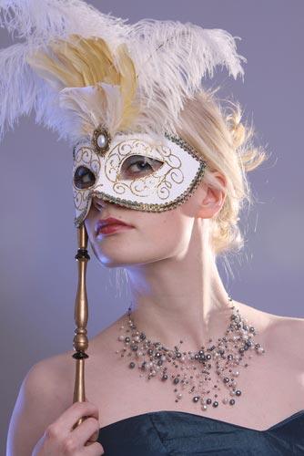 Карнавальные маски - фото 15