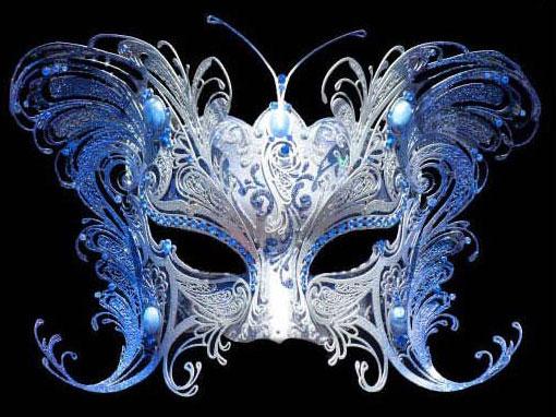 Карнавальные маски - фото 4