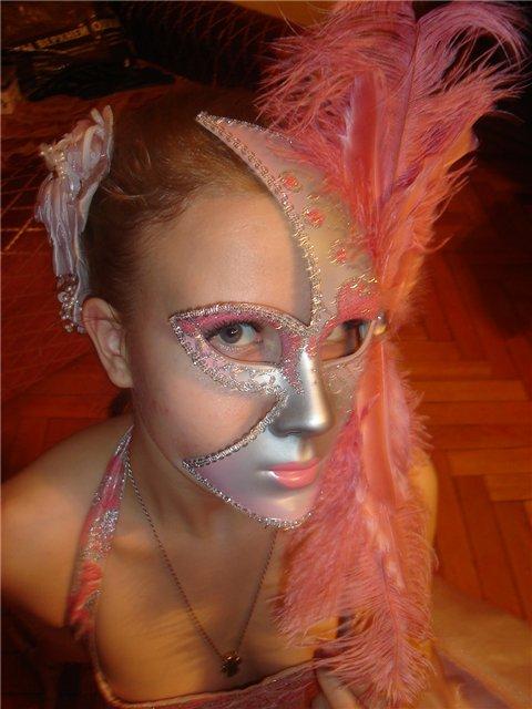 Карнавальные маски - фото 16