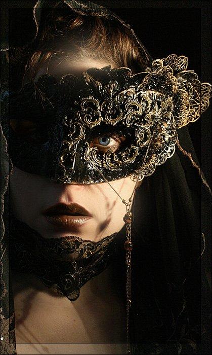 Карнавальные маски - фото 18