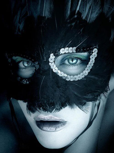 Карнавальные маски - фото 19