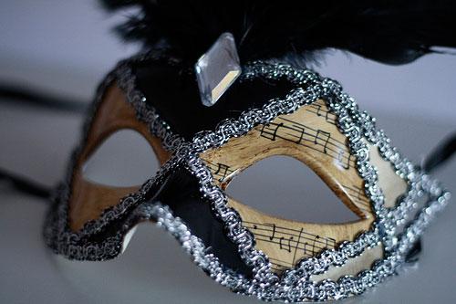 Карнавальные маски - фото 3