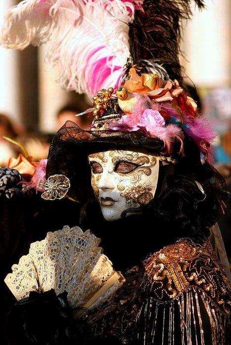 Венецианские маски - фото 17