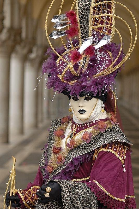 Венецианские маски - фото 28