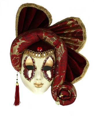 Карнавальные маски - фото 21