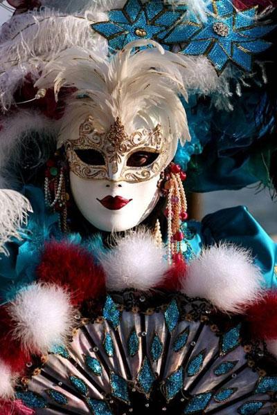 Венецианские маски - фото 18