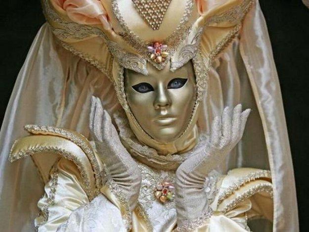 Венецианские маски - фото 13