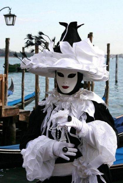 Венецианские маски - фото 19