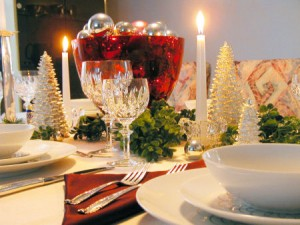 Новогодние блюда 2013