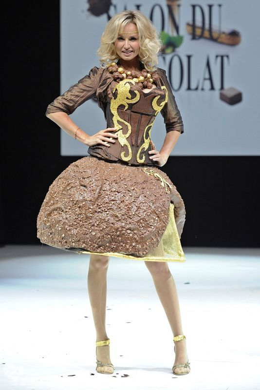 Шоколадная мода - фото 10