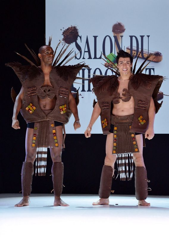 Шоколадная мода - фото 5