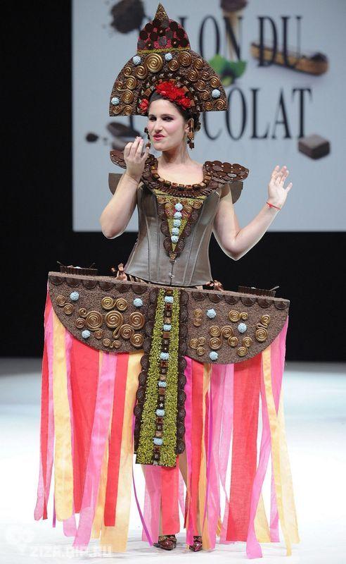 Шоколадная мода - фото 6