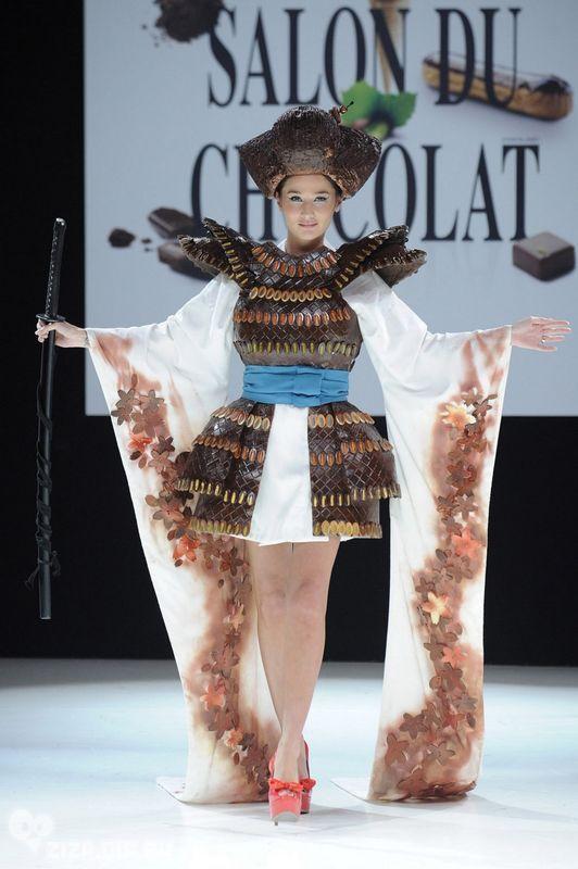 Шоколадная мода - фото 7