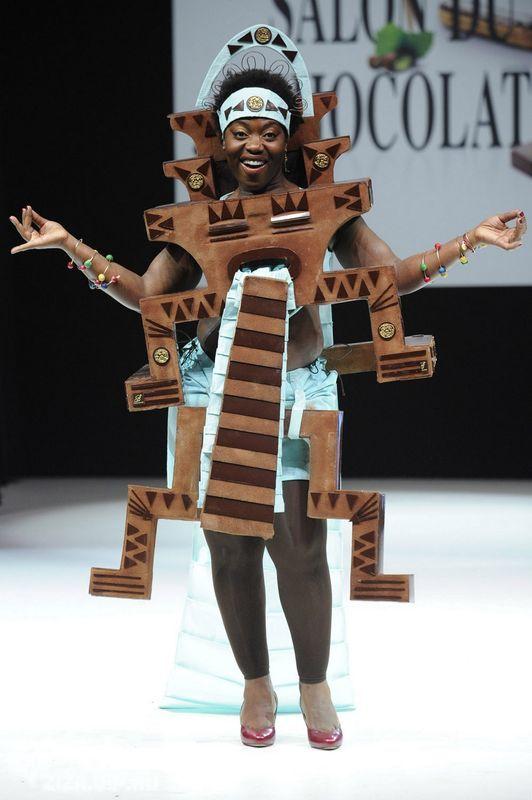 Шоколадная мода - фото 9