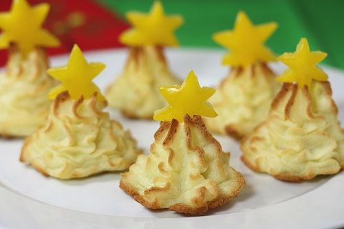 Новогодние закуски «Елочки» - фото 15