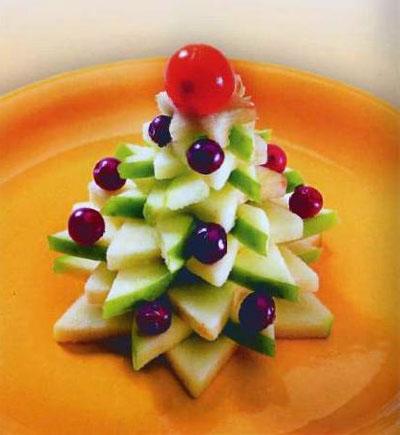 Новогодние закуски «Елочки» - фото 17
