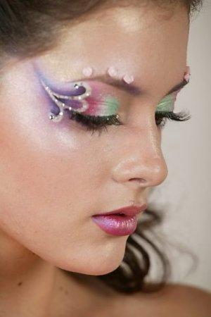 Новогодний макияж 2013 - фото 4