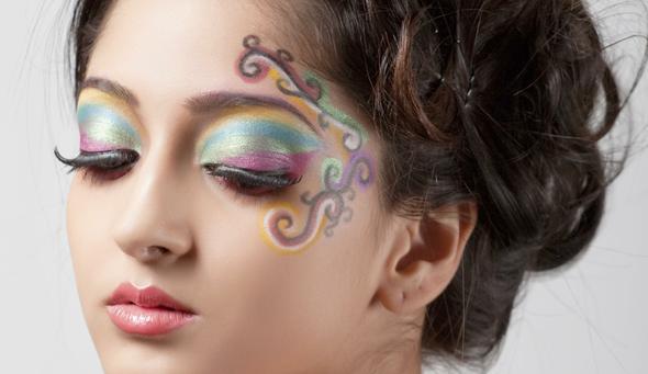 Новогодний макияж 2013 - фото 13