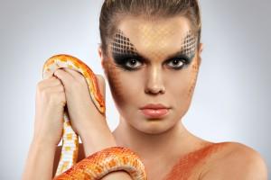 Новогодний макияж 2013 - фото 20
