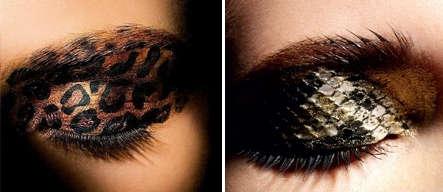 Новогодний макияж 2013 - фото 5