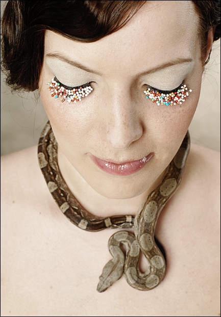 Новогодний макияж 2013 - фото 15