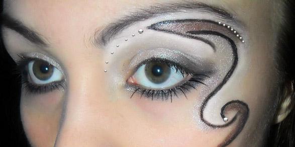Новогодний макияж 2013 - фото 12